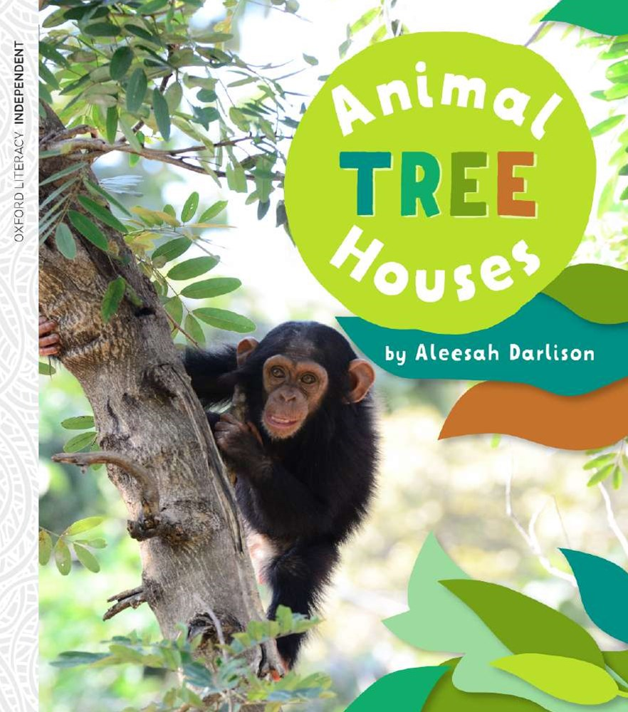 Oxford Literacy Independent Animal Treehouses