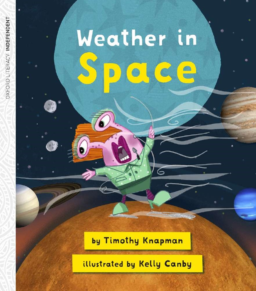 Oxford Literacy Weather in Space