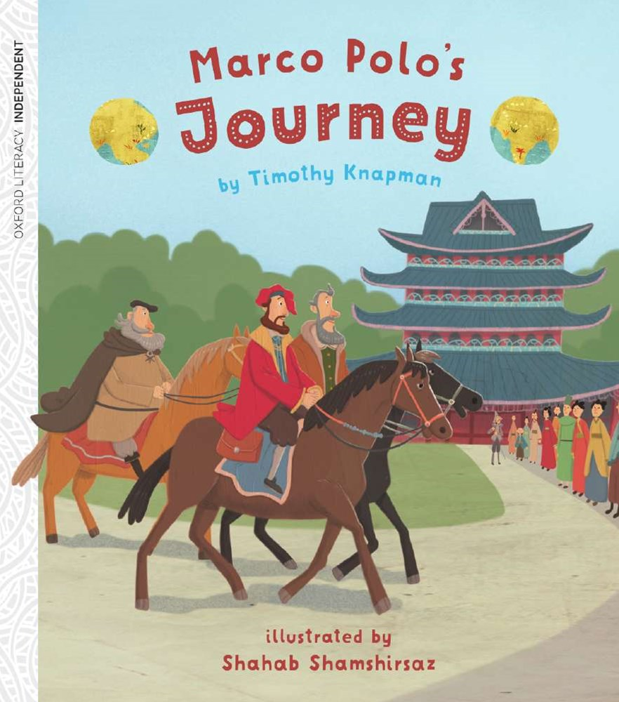 Oxford Literacy Marco Polo's Journey