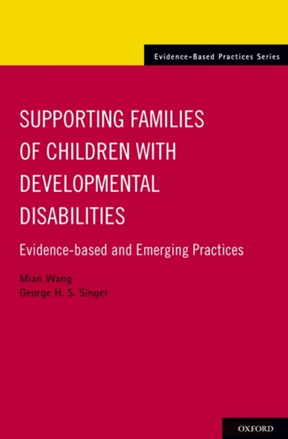 (ebook) Supporting Families of Children With Developmental Disabilities