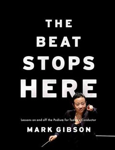 The Beat Stops Here by Mark Gibson (9780190605872) - HardCover - Entertainment Music General