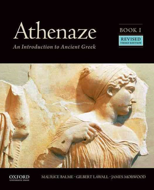 Athenaze Book 1 Revised Edition