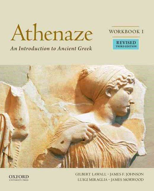 Athenaze Student Workbook 1 Revised Edition