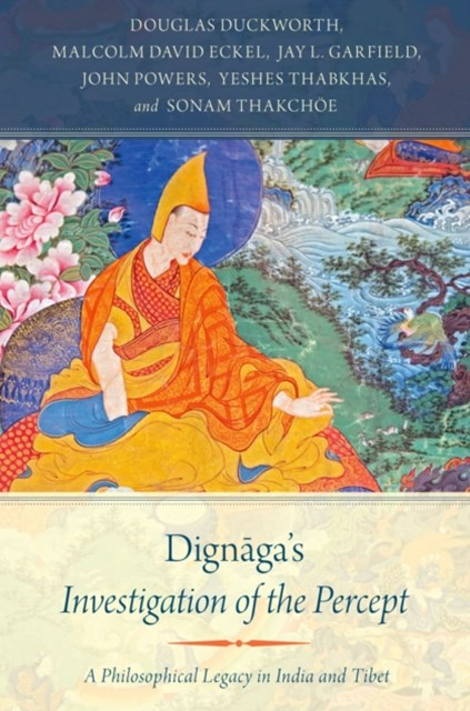 (ebook) Dignaga's Investigation of the Percept