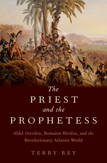 (ebook) Priest and the Prophetess