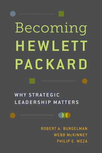 Becoming Hewlett Packard