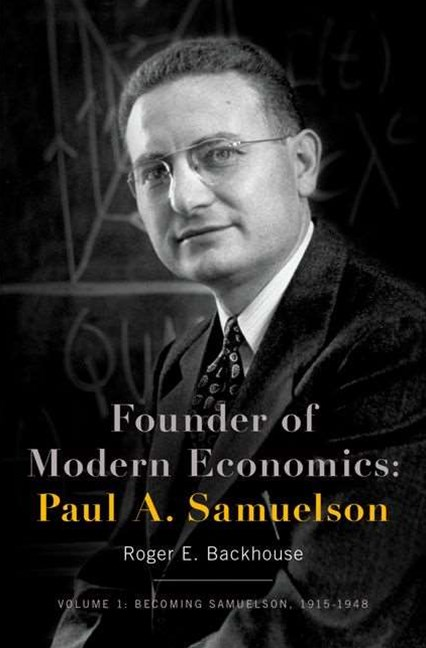 Founder of Modern Economics: Paul A. Samuleson