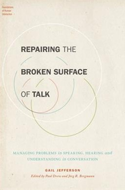 Repairing the Broken Surface of Talk