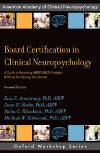 (ebook) Board Certification in Clinical Neuropsychology - Reference Medicine
