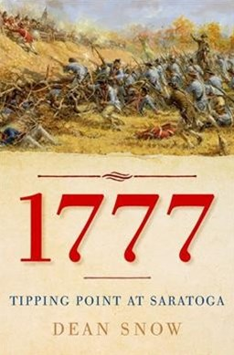 1777 - Tipping Point at Saratoga