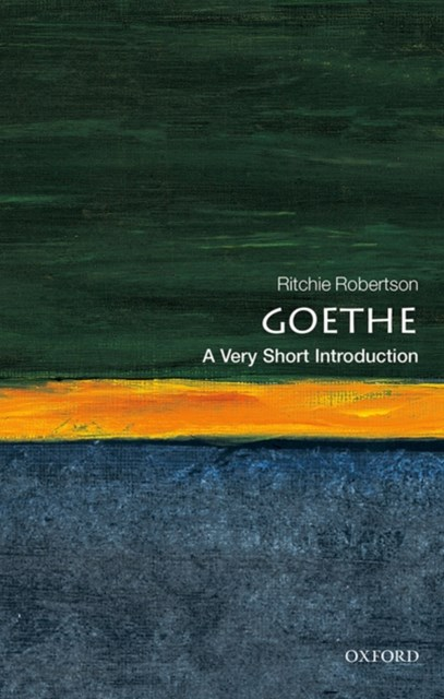 (ebook) Goethe: A Very Short Introduction