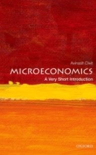 (ebook) Microeconomics: A Very Short Introduction - Business & Finance Ecommerce