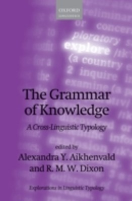 (ebook) Grammar of Knowledge