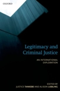 (ebook) Legitimacy and Criminal Justice - Reference Law