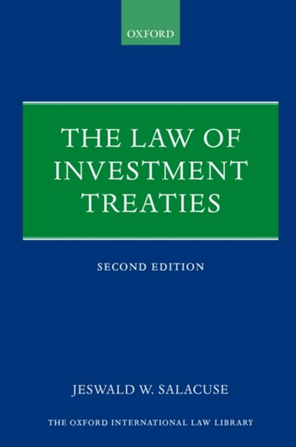 Law of Investment Treaties