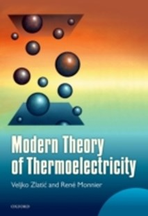 (ebook) Modern Theory of Thermoelectricity - Science & Technology Engineering