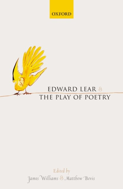 (ebook) Edward Lear and the Play of Poetry
