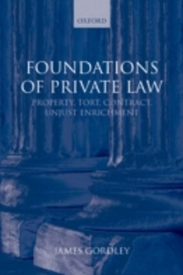 (ebook) Foundations of Private Law