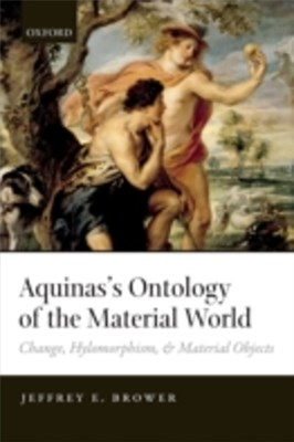 (ebook) Aquinas's Ontology of the Material World