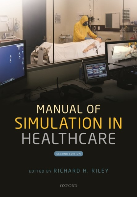 (ebook) Manual of Simulation in Healthcare