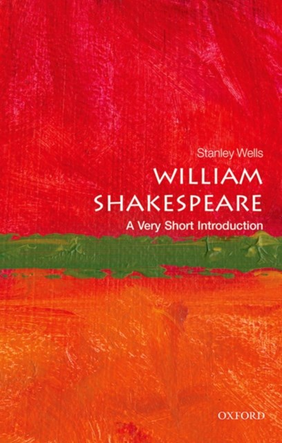 (ebook) William Shakespeare: A Very Short Introduction