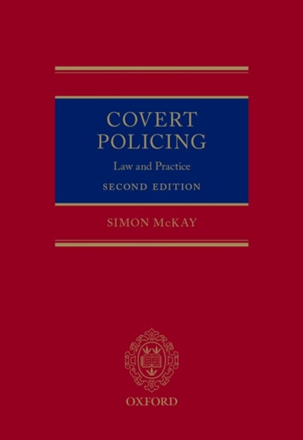 (ebook) Covert Policing