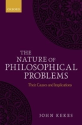 Nature of Philosophical Problems: Their Causes and Implications