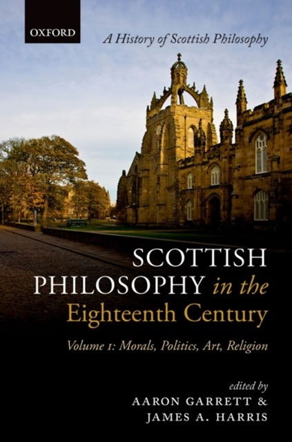 (ebook) Scottish Philosophy in the Eighteenth Century, Volume I