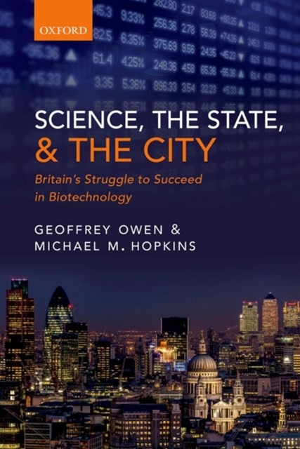 (ebook) Science, the State and the City