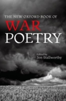 (ebook) New Oxford Book of War Poetry