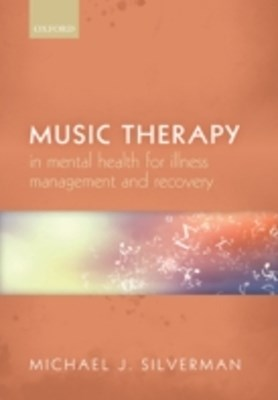 (ebook) Music therapy in mental health for illness management and recovery