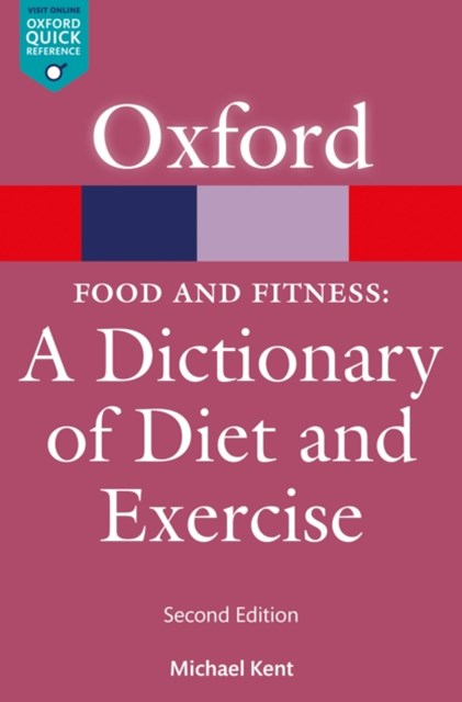 (ebook) Food & Fitness: A Dictionary of Diet & Exercise