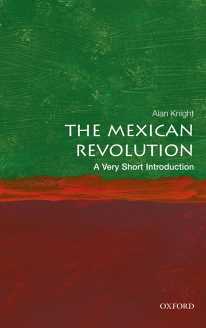 (ebook) Mexican Revolution: A Very Short Introduction