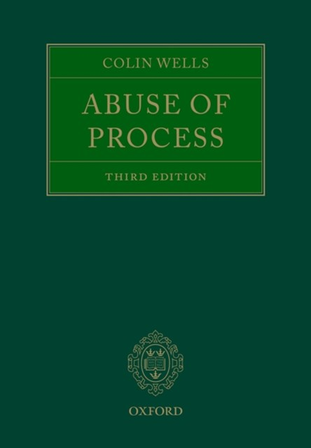 (ebook) Abuse of Process