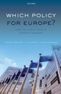 (ebook) Which Policy for Europe?