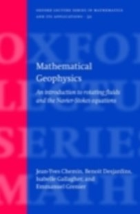 (ebook) Mathematical Geophysics - Science & Technology Environment