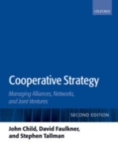 (ebook) Cooperative Strategy - Business & Finance Ecommerce