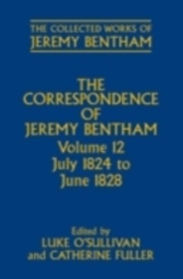 (ebook) Correspondence of Jeremy Bentham