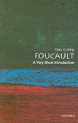 (ebook) Foucault: A Very Short Introduction