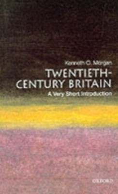 (ebook) Twentieth-Century Britain: A Very Short Introduction