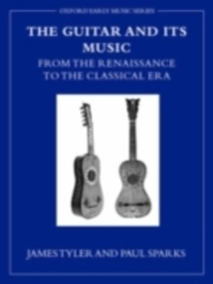 (ebook) Guitar and its Music