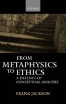 (ebook) From Metaphysics to Ethics