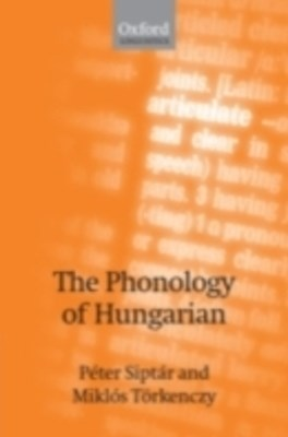 (ebook) Phonology of Hungarian