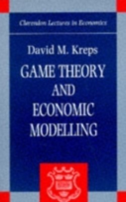 (ebook) Game Theory and Economic Modelling
