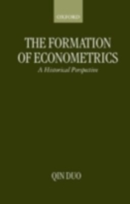 (ebook) Formation of Econometrics