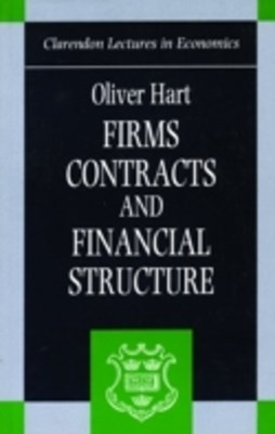 (ebook) Firms, Contracts, and Financial Structure