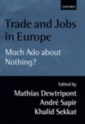 (ebook) Trade and Jobs in Europe