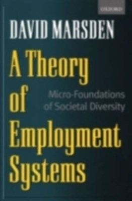(ebook) Theory of Employment Systems