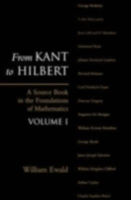 (ebook) From Kant to Hilbert Volume 1