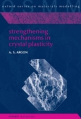 (ebook) Strengthening Mechanisms in Crystal Plasticity